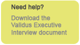 download management interview workbook